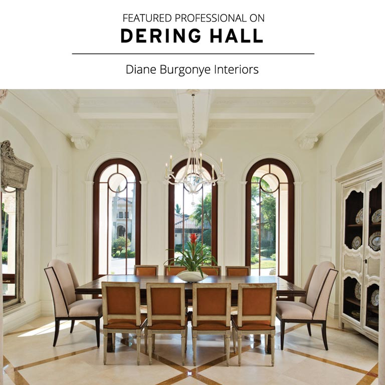 Featured on Dering Hall